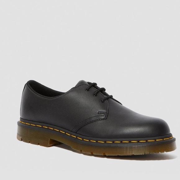 Dr Martens Black Leather Oxford 1461